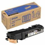 Epson C2900 3k (S050630) fekete eredeti toner