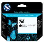 HP CH648A No.761 matt fekete és fekete eredeti nyomtatófej