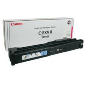 Canon C-EXV8 magenta eredeti toner